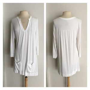 Soft Surroundings tunic with pockets